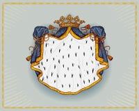 хламида королевская Стоковые Изображения RF