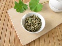 хламида повелительницы s herba alchemillae стоковые фотографии rf