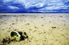 Хлам в океане стоковое фото rf