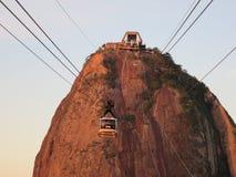 Хлебец сахара Рио-де-Жанейро Стоковые Фото