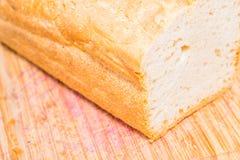 Хлебец хлеба отрезка Брайна стоковое фото