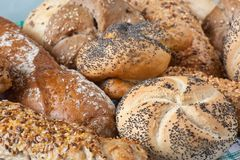 хлебопекарня свежая Стоковые Изображения RF