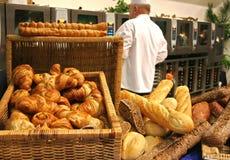хлебопекарня Стоковое фото RF