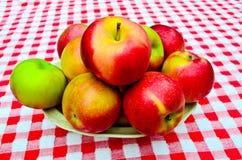 Хлебоуборка Apple Стоковые Фотографии RF