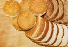 хлебы Стоковые Фотографии RF