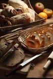 хлебы Стоковое Фото