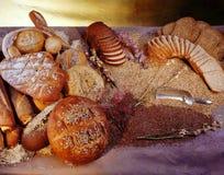 хлебы Стоковые Изображения