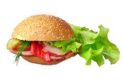 хлеб бекона Стоковое фото RF