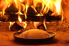 хлеб выпечки традиционный Стоковые Фото