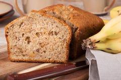Хлеб гайки банана Стоковое фото RF