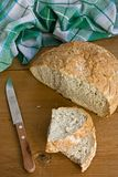 хлеб деревенский Стоковая Фотография RF