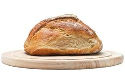 хлеб доски прерывая хец Стоковые Фото