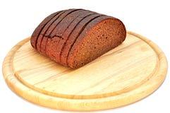 хлеб доски Стоковое Изображение