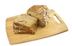 хлеб доски Стоковые Фотографии RF