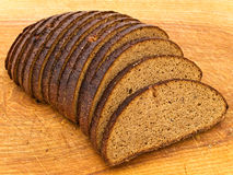 хлеб доски Стоковое Изображение RF