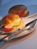 хлеб здоровый Стоковое Фото