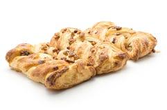 Хлеб извива изолированный на белизне Стоковая Фотография RF