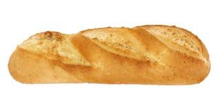Хлеб изолированный на бело- взгляде со стороны - 3d иллюстрация вектора