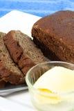 Хлеб и масло Стоковое фото RF