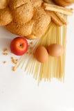 Хлеб и печенья Стоковые Изображения RF