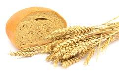 Хлеб и хлопья Стоковые Изображения