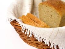 хлеб корзины Стоковые Фото