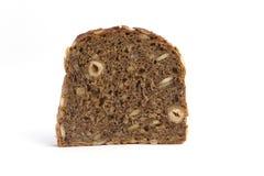 хлеб один ломтик рожи Стоковое Фото