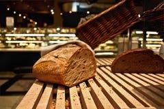 Хлеб отделки Стоковые Фотографии RF
