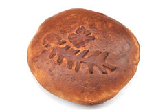 хлеб пасха стоковые фото