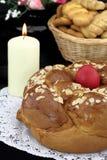 хлеб пасха Стоковое Фото