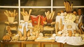 хлеб различный Стоковое Изображение