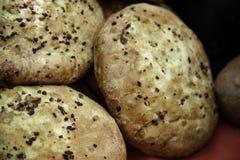 Хлеб ремесленника деревни стоковое фото