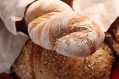 хлеб свежий Стоковое Изображение