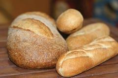 хлеб свежий Стоковые Изображения