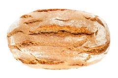 Хлеб страны, взгляд сверху Стоковые Изображения