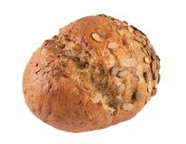 Хлеб с разными видами муки Стоковые Фото
