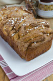 Хлеб Тяги-Врозь сахара циннамона Стоковая Фотография