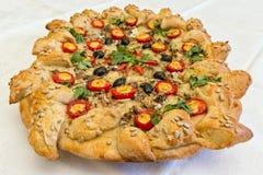 Хлеб Slavonian wheaten стоковое изображение rf