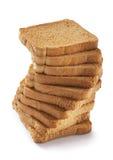 хлеб toasted стоковая фотография rf
