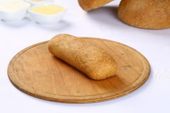 Хлеб Wholemeal стоковые изображения rf