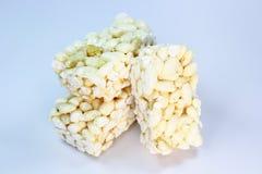 Хлопнутый рис Стоковая Фотография RF