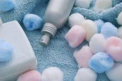 хлопок шариков Стоковые Фото
