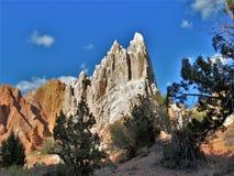 Хлопок Canyon Road стоковая фотография