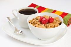 хлопья для завтрака стоковое изображение