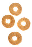 хлопья круглые Стоковое фото RF