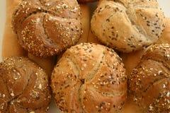 хлопья хлеба свежие Стоковое фото RF