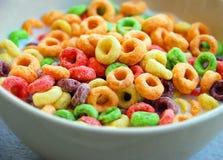 хлопья для завтрака Стоковое Фото