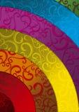 хлыст радуги Стоковые Изображения RF