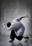 хмель вальмы танцора стоковое изображение