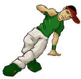 хмель вальмы breakdance Стоковое Изображение RF